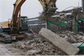 Indiana Industrial Demolition Experts