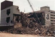 Indianapolis Industrial Demolition Projects