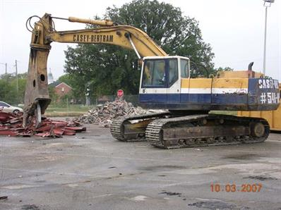 Indianapolis Demolition Services