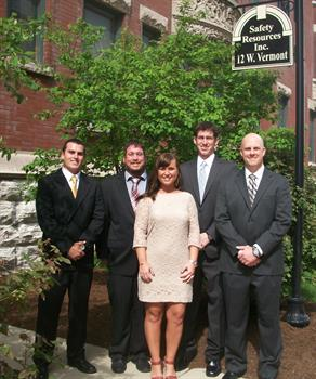 The Metro Indianapolis Coalition for Construction Safety, Inc. (MICCS) Banquet Safety Resources Team