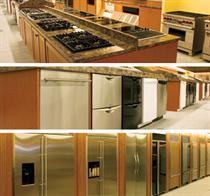 Clark Appliance Showroom
