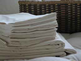 Linen Cleaning in Northeast Indianapolis, Carmel, Geist, and Fishers
