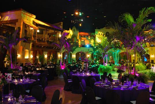 Corporate event party venue wedding venue indiana for How can prom venues be decorated