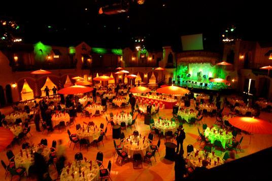 Indianapolis Corporate Event Venue - the Indiana Roof Ballroom