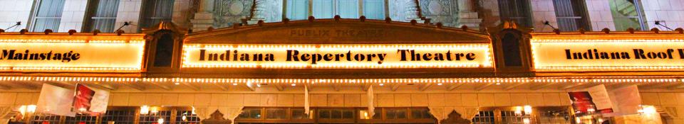 Visit the Indiana Roof Ballroom - Located Above the Indiana Repertory Theatre