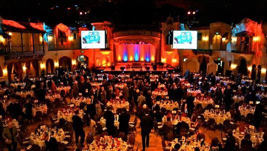 Indianapolis Corporate Party Venue - the Indiana Roof Ballroom
