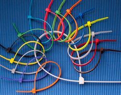 Colored Cable Ties | Wire and Cable Management | Cable Tie Express