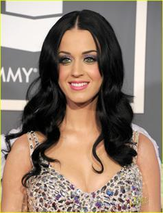 Katy Perry 2011 Grammys