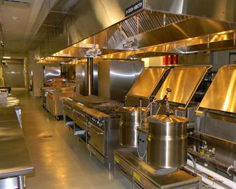 C&T Design's Foodservice Solutions for Catering Facilities