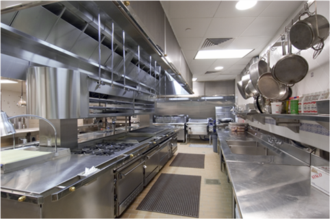 Commercial Kitchen's & Foodservice Solutions for Assisted Living & Nursing Homes