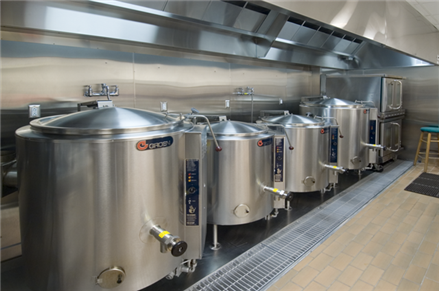 C&T Design's Foodservice Solutions for the Military