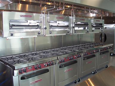 Commercial Kitchen Design & Equipment for Churches | C&T Design