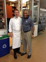 Chef Charles Carroll and Gawain Guy (C&T Principal) discuss Operation: HOT in Houston, TX