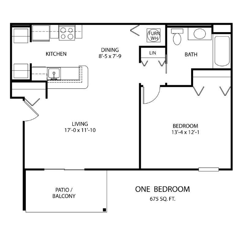 Plainfield In Apartments For Rent Stafford Pointe Dominion Realty