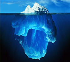 Tip of the SEO Iceberg